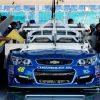 NASCAR Laser Inspection Station