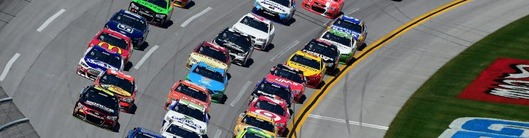 NASCAR's Double Yellow Line reasoning explained by EVP