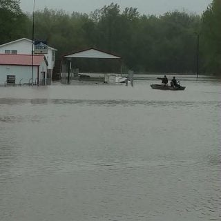 Peoria Flooding Photos
