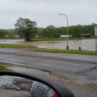 Peoria, IL Flooding Pictures