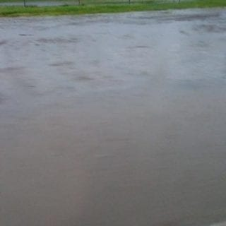 Peoria Race Track Flooding Photos