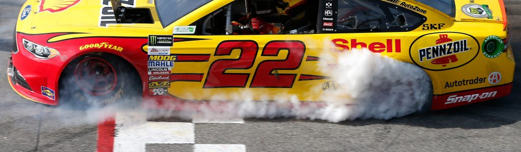 Race Winner Joey Logano Failed Post-Race Inspection