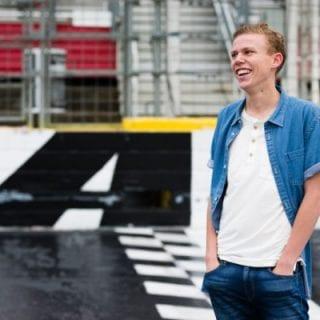 Riley Herbst NASCAR Next Driver