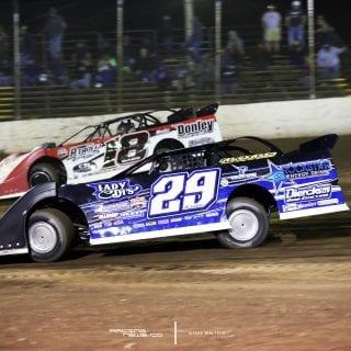 SPENCER DIERCKS LaSalle Speedway Illinois Bullring Dirt Tracks 6746