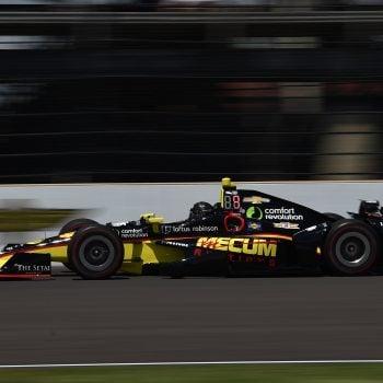 Sage Karam Indy 500 2017