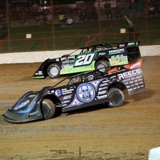 Scott Bloomquist 2017 Show Me 100 at Lucas Oil Speedway