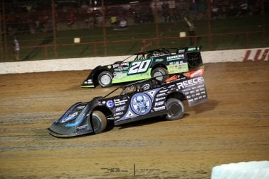 Scott Bloomquist 2017 Show Me 100 at Lucas Oil Speedway