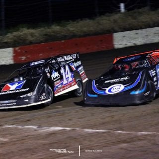 Scott Bloomquist Darrell Lanigan 7908