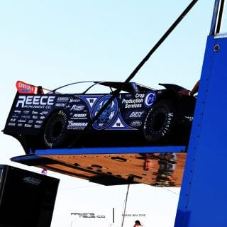 Scott Bloomquist Eldora Dirt Late Model Dream Tire Suspension