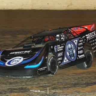 Scott Bloomquist Florence Speedway Dirt Track Photo 5483