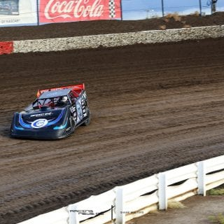Scott Bloomquist I-80 Speedway Photos 7626