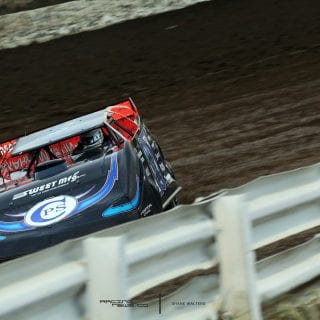 Scott Bloomquist I80 Speedway Racing Photography 7771