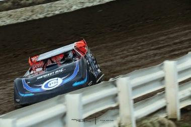 Scott Bloomquist I80 Speedway Racing Photography 7771