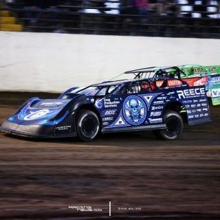 Scott Bloomquist Josh Richards Side By Side Racing Photo 6600