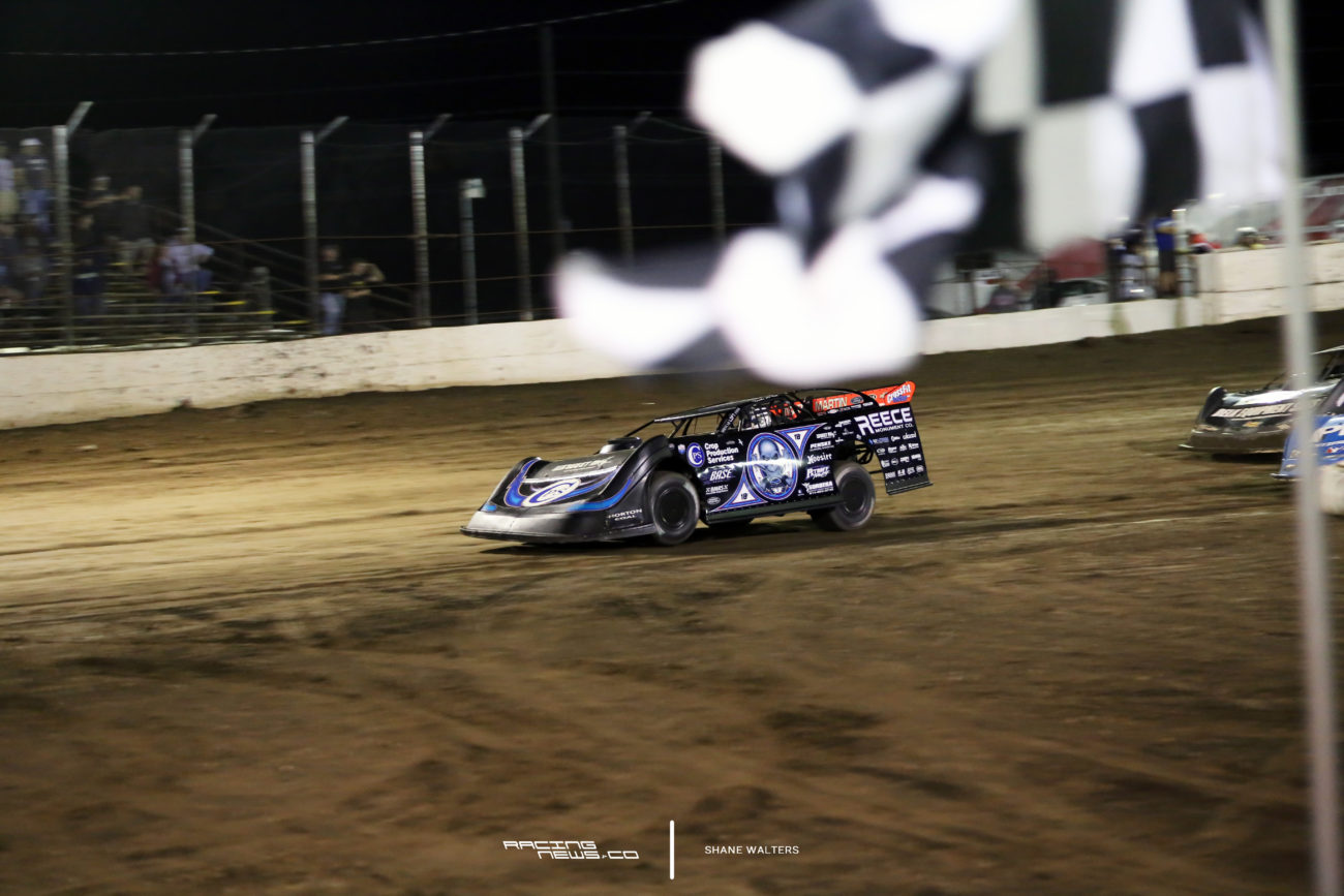 Scott Bloomquist LaSalle Speedway Win 6768