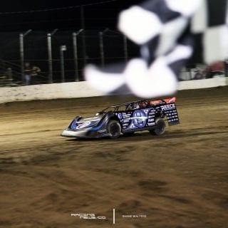 Scott Bloomquist LaSalle Speedway Win 6768