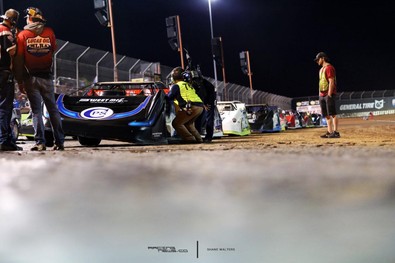 Scott Bloomquist Lucas Oil Speedway 8702