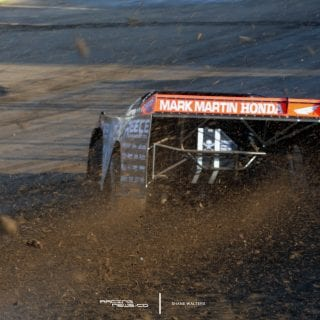 Scott Bloomquist Throwing Dirt 6296