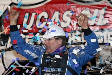 Scott Bloomquist talks World Racing Group Suspensions