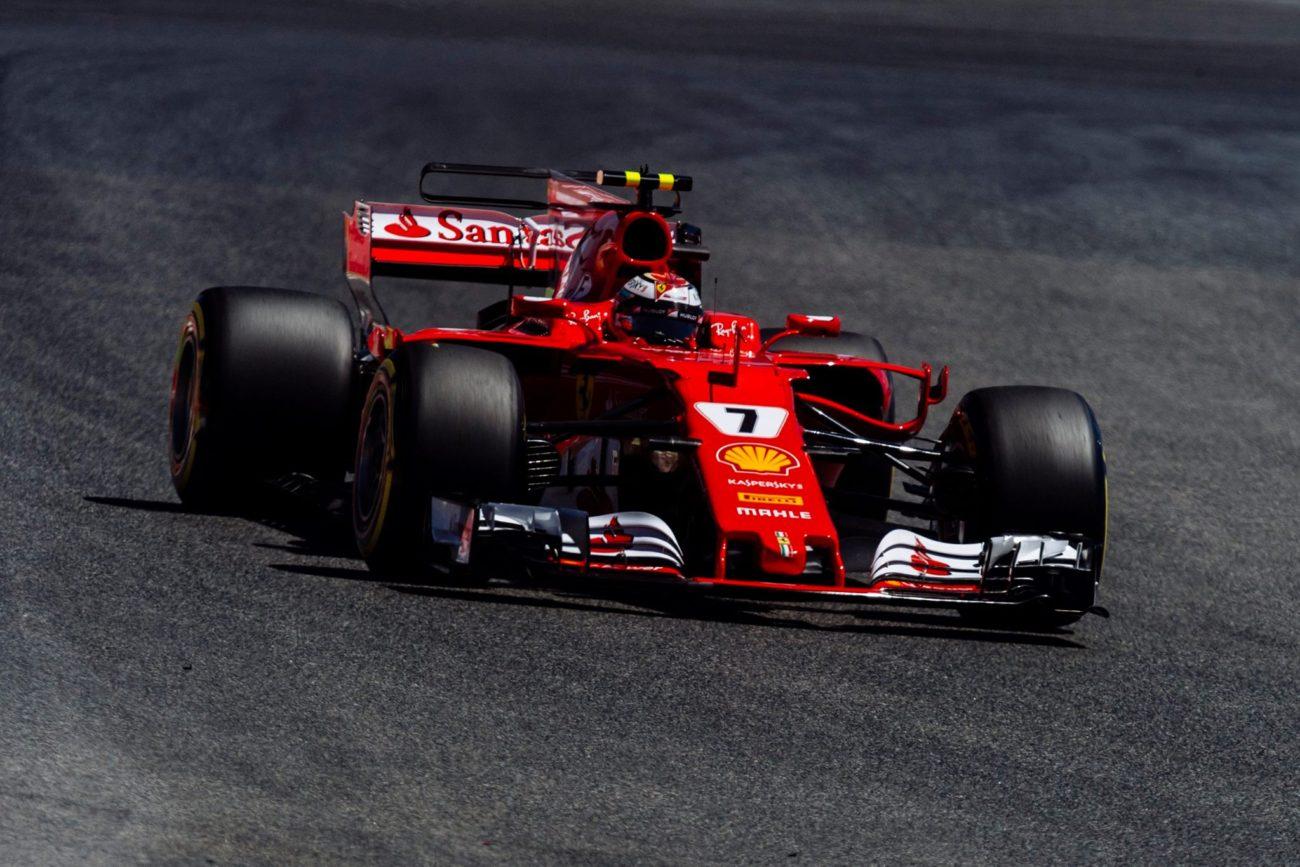 Scuderia Ferrari - Spanish Grand Prix