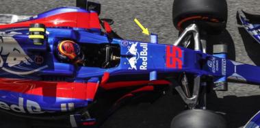 Scuderia Toro Rosso Upgrades