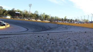 Southern National Motorsports Park NASCAR Race