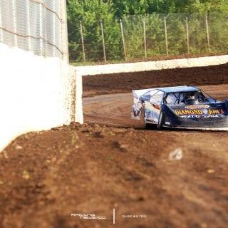 TAYLOR SCHEFFLER LaSalle Speedway Dirt Track Photos 6440