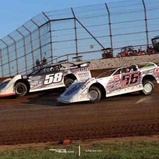 TONY JACKSON JR Show Me 100 Dirt Racing Photos 0251
