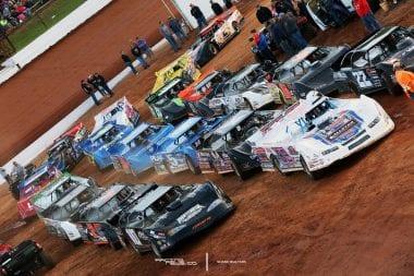 Tazewell Speedway Lucas Oil Dirt Series Results 5728