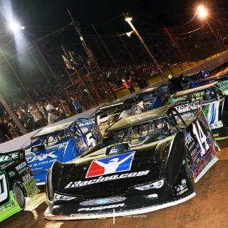 Tazewell Speedway Lucas Oil Late Model Dirt Series May 7th 2017 5954
