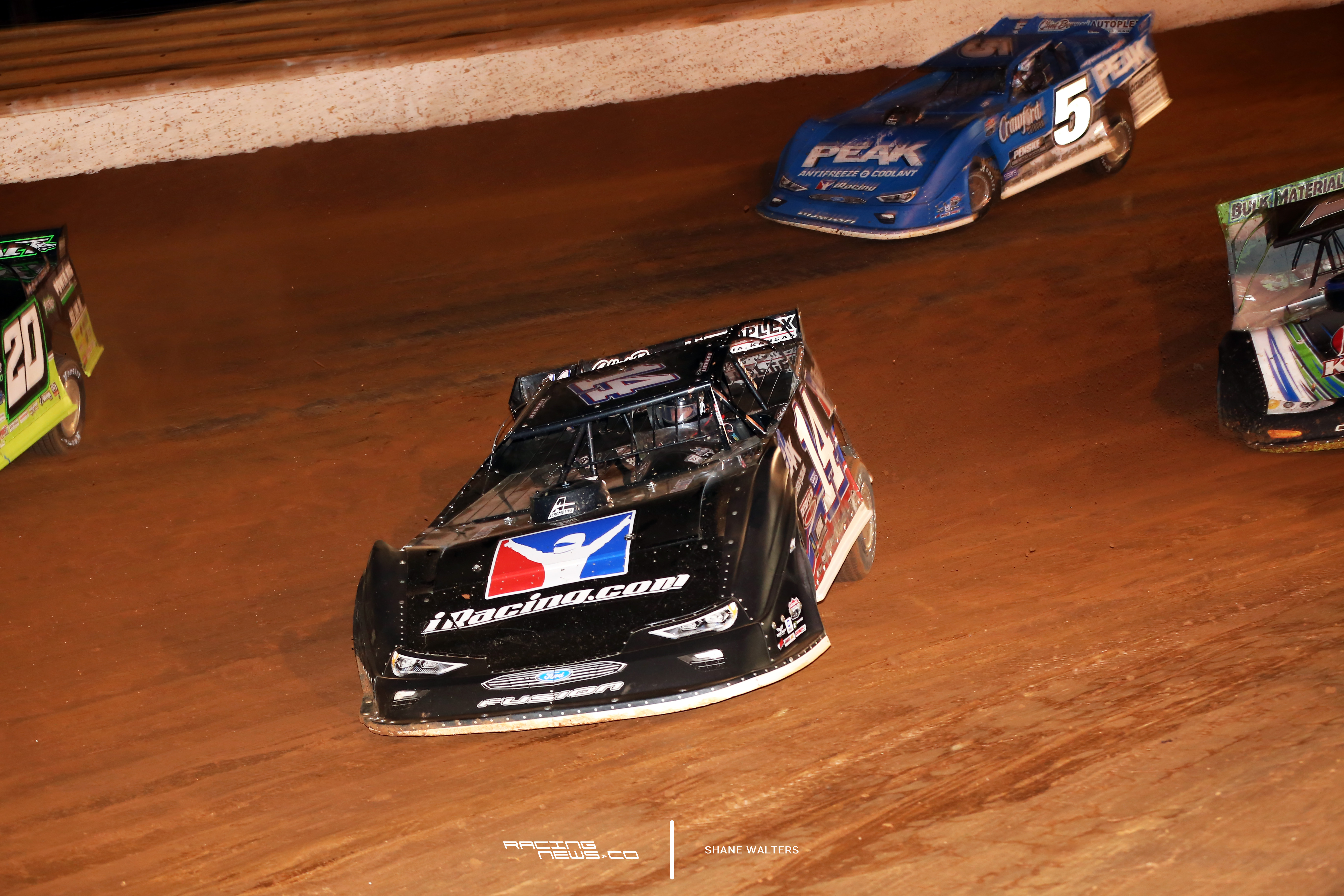 Tazewell Speedway Results May 7 2017 Lucas Dirt Racing News