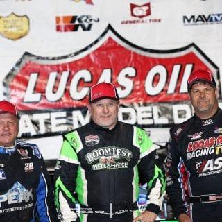 Tazewell Speedway Podium LOLMDS 6153