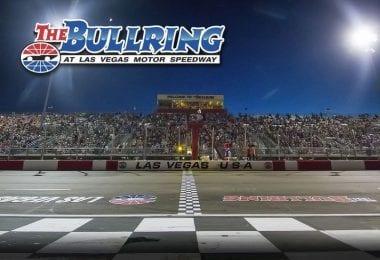 The Bullring at Las Vegas Motor Speedway