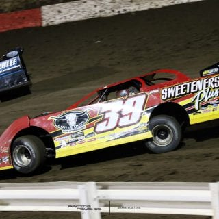 Tim McCreadie 39 Dirt Late Model 8015