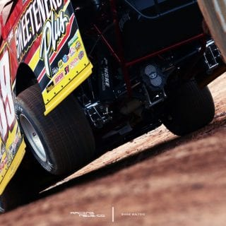 Tim McCreadie Dirt Track Wrecker Service 5696