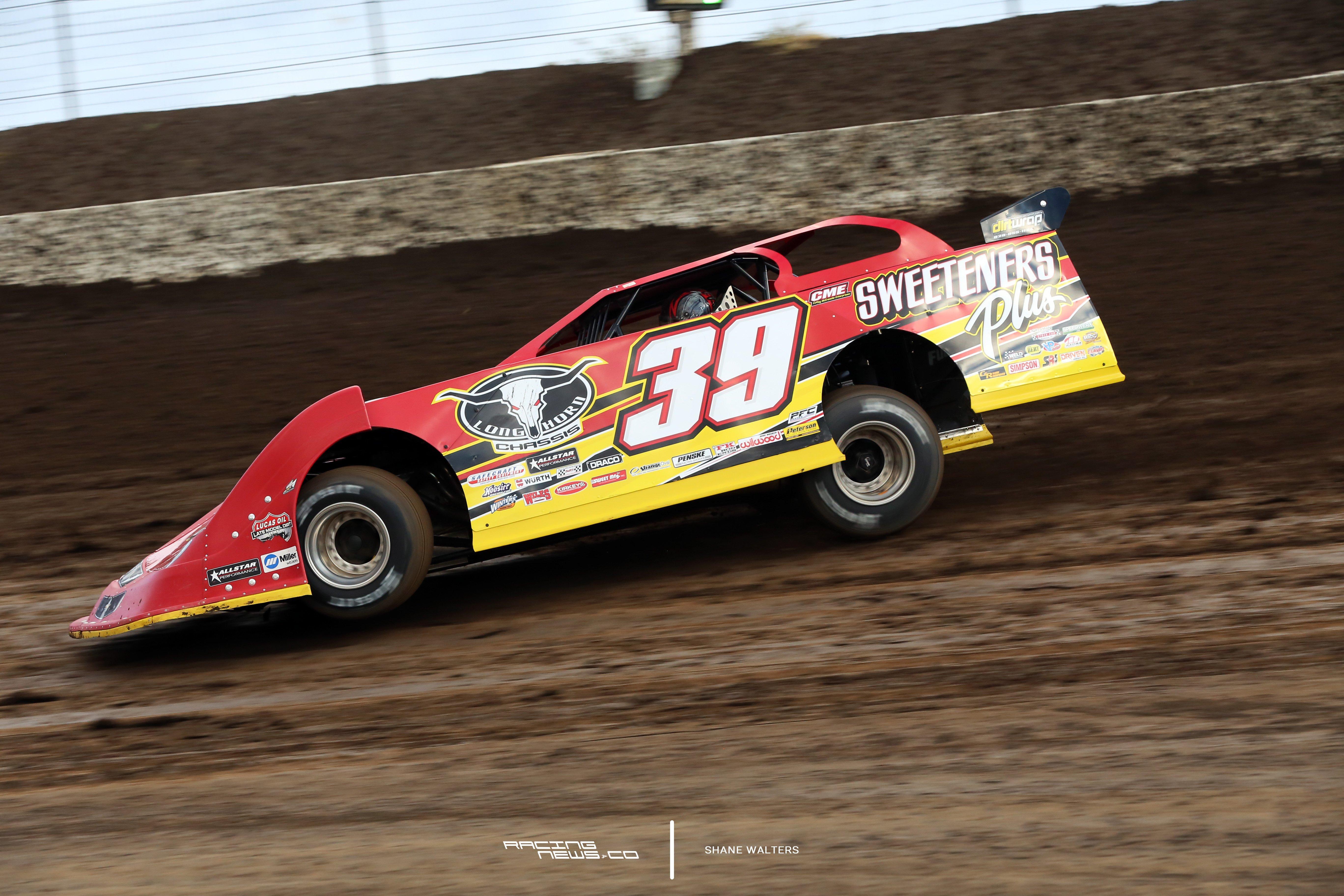 Tim McCreadie Lucas Oil Late Model Dirt Series Photography 7649