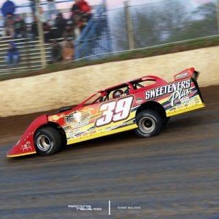 Tim McCreadie Lucas Oil Late Model Dirt Series Pic 5197