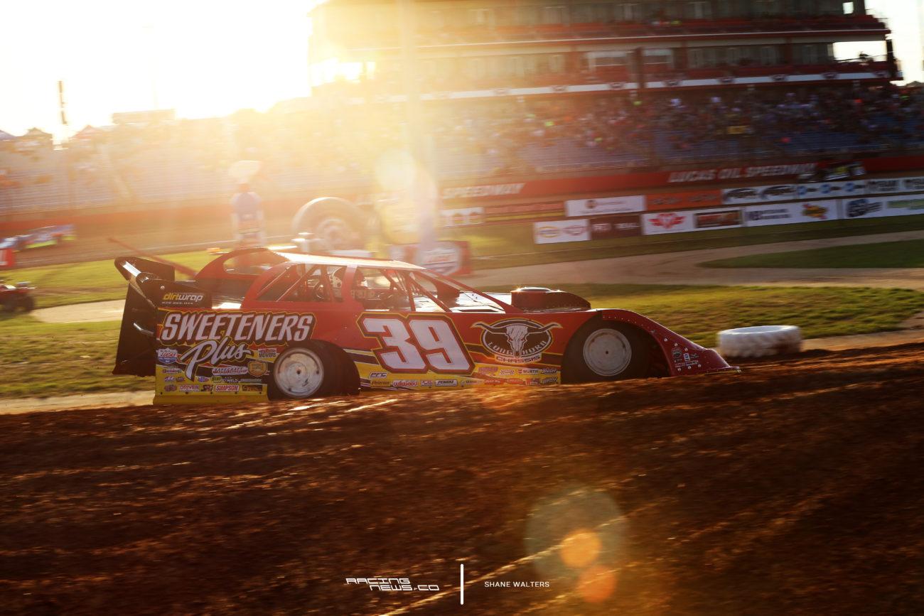 Tim McCreadie Lucas Oil Speedway Photos 8267