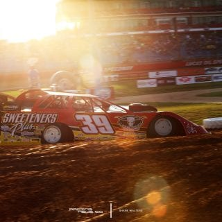 Tim McCreadie Lucas Oil Speedway Photos 8267