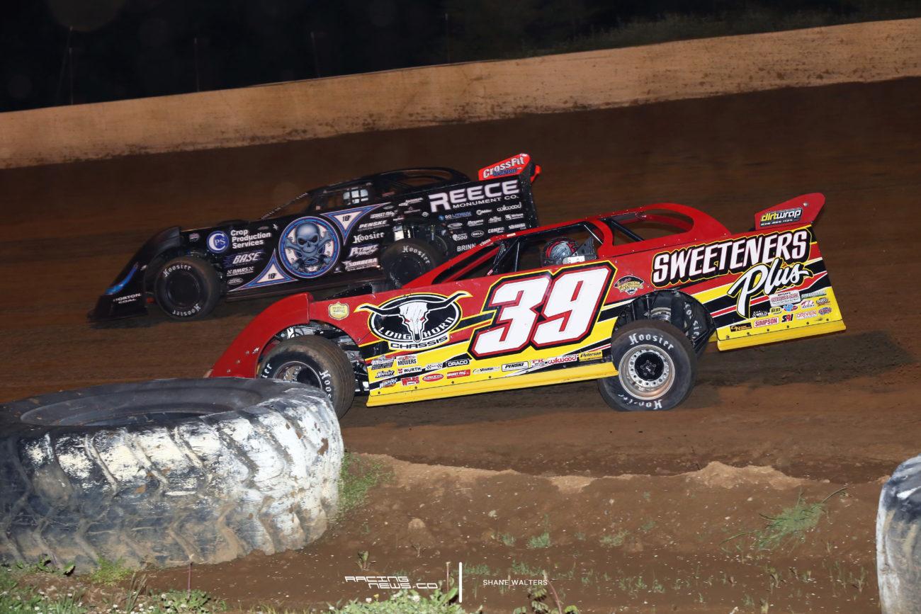 Tim McCreadie Scott Bloomquist Florence Speedway 5463