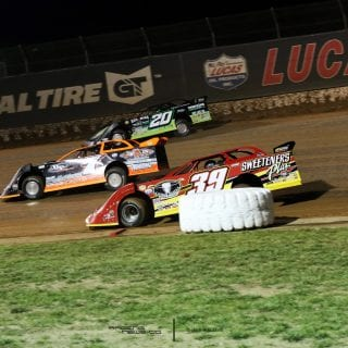 Tim McCreadie Show Me 100 Lucas Oil Speedway