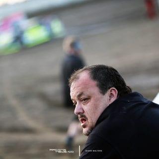 Tony Izzo LaSalle Speedway Promoter 6521