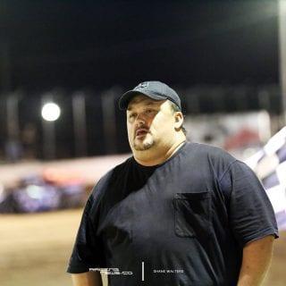 Tony Izzo LaSalle Speedway Track Owner 6756