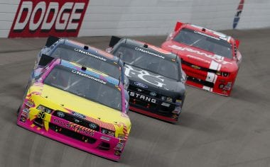 Travis Pastrana NASCAR Career