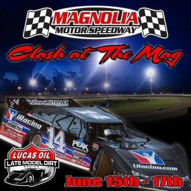 2017 Clash at the Mag - Magnolia Motor Speedway - LOLMDS