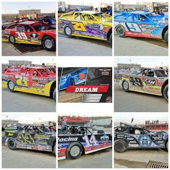 2017 Dirt Late Model Dream Entry List