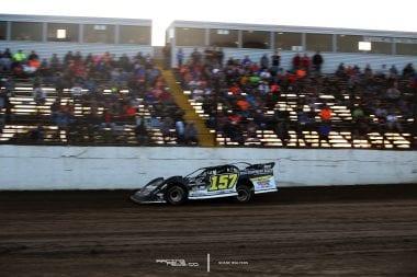 2017 Dirt Late Model Dream Results Eldora Speedway - Mike Marlar