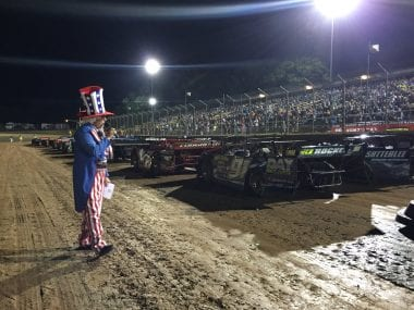 2017 Firecracker 100 Results - Lernerville Speedway - World of Outlaws Late Model Series