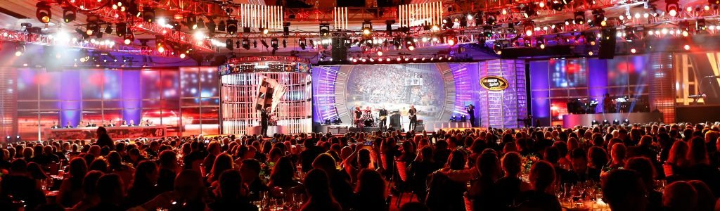 The 2018 NASCAR Awards Show could move away from Las Vegas