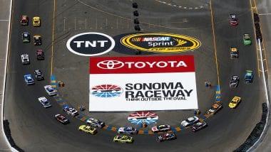 2017 NASCAR Sonoma Schedule